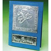Metal Foil Cards Craft Kit (makes 12)