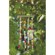 Crystal Sun Catchers Craft Kit  (makes 12)