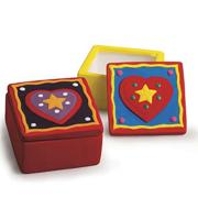 Ceramic Trinket Box Craft Kit (makes 12)