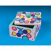 Theracraft Wooden Construction Boxes Craft Kit (makes 12)