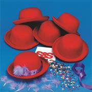 Red Hat Kits  (makes 6)