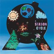 Color-Me��Season Cycle Spin 'N Learn� Craft Kit (makes 12)