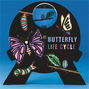 Color-Me��Butterfly Life Cycle Spin 'N Learn� Craft Kit (makes 12)