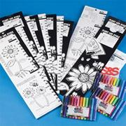 Color-Me��Plant Life Cycle Jumbo Learn 'N Grow� Craft Kit (makes 12)