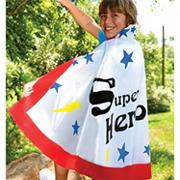 Color-Me Super Hero Cape Craft Kit (makes 12)