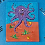Octopus Painting Kit  (makes 12)