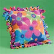 Fleece Pillow Craft Kit (makes 6)