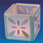 Craft Stick Lantern Craft Kit (makes 12)