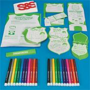 GreenForcers Craft Kit 1 (makes 12)