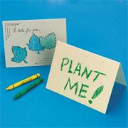 Earth Day Greeting Cards Craft Kit (makes 12)