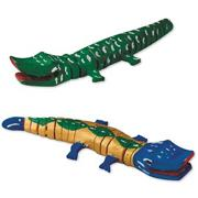 Wooden Crocodile Craft Kit (makes 12)
