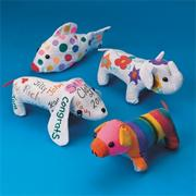 Color-Me��Animals Craft Kit (makes 12)