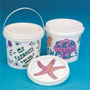 Color-MeBuckets Craft Kit (makes 12)