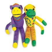 Color-Me Monkey Craft Kit (makes 12)