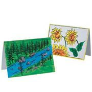 Color-Me Greeting Cards Craft Kit (makes 30)