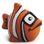 Bisque Fish Bank Craft Kit (makes 12)