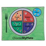 MyPlate Coloring Placemats&lt;Lead-in&gt; &lt;/Lead-in&gt;Craft Kit (makes 48)