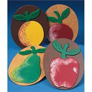 Fruit Wall Plaques Craft Kit (makes 24)
