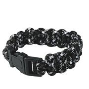 Assorted Colors Parachute Cord Bracelet Kit (makes 24)