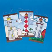 Lighthouse Panels Craft Kit (makes 24)