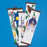 Designer Wall Panels Craft Kit (makes 50)