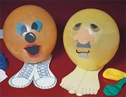 Balloon Buddies Craft Kit (makes 120)