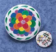 "Color-Me� Flying Saucers, 4"" Craft Kit (makes 24)"
