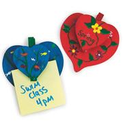 Heart-To-Heart Note Holders Craft Kit (makes 24)