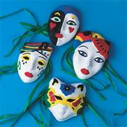 Fabulous Faces Craft Kit (makes 12)