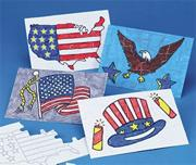 EduCraft Proud Puzzles Craft Kit (makes 24)