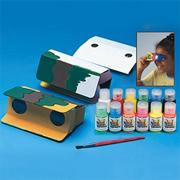 Magnif-Eyes Binoculars Craft Kit (makes 12)