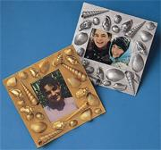EduCraft� Shell Frames Craft Kit