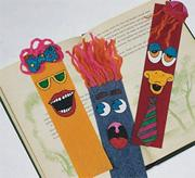 Face It Bookmarks Craft Kit (makes 25)