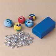 Premo! Sculpey Bead Cores (pack of 50)
