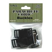 ParaCord Buckle Sets, 15mm (5/8&quot;) (pack of 30)