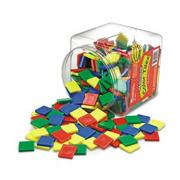 Color Tiles, Student Set (set of 400)