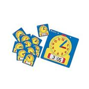 Write &amp; Wipe Clocks, Classroom Set