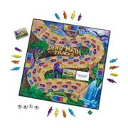 Dino Math Tracks� Place Value Game