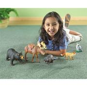 Jumbo Forest Animals (set of 5)
