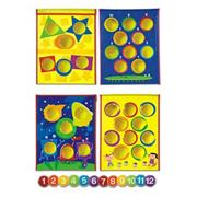 Smart Toss� Colors, Shapes & Numbers Game