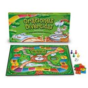 Oraciones Divertidas! (Silly Sentences) Game