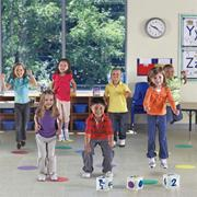 Ready, Set, Move Classroom Activity Set