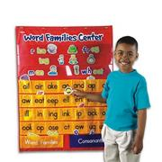 Word Families &amp; Rhyming Center Pocket Chart