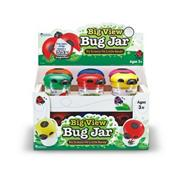 Primary Science Big View Bug Jars (display of 12)