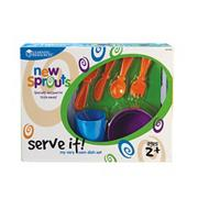 New Sprouts� Serve it! My Very Own Dish Set