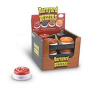 Barnyard Buzzers (set of 12)