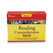 Reading Comprehension Cards, Set 2
