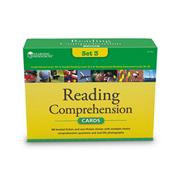 Reading Comprehension Cards, Set 3
