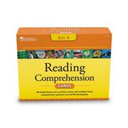 Reading Comprehension Cards, Set 4