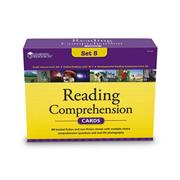 Reading Comprehension Cards, Set 5